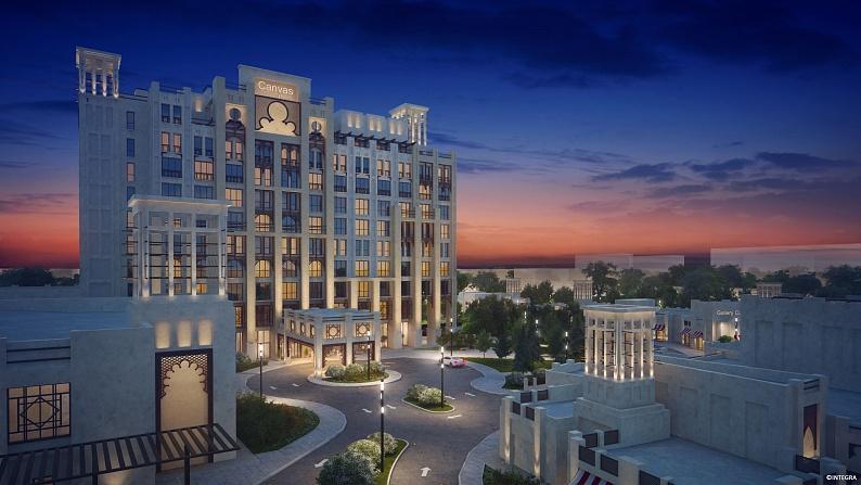 """فندق """"كانفاس"""" فى الشيشان"""
