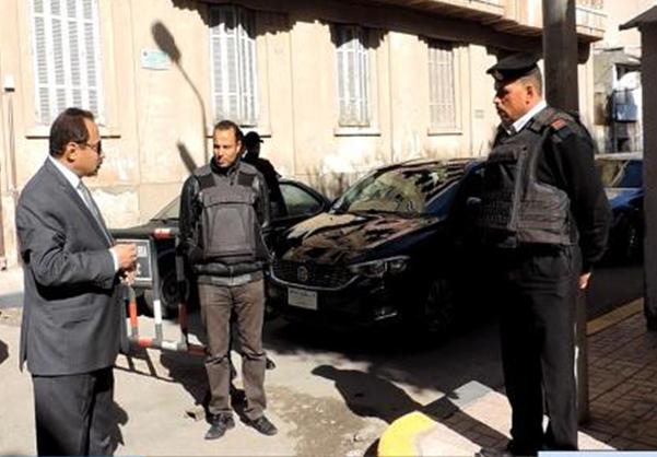 مدير أمن الإسكندرية