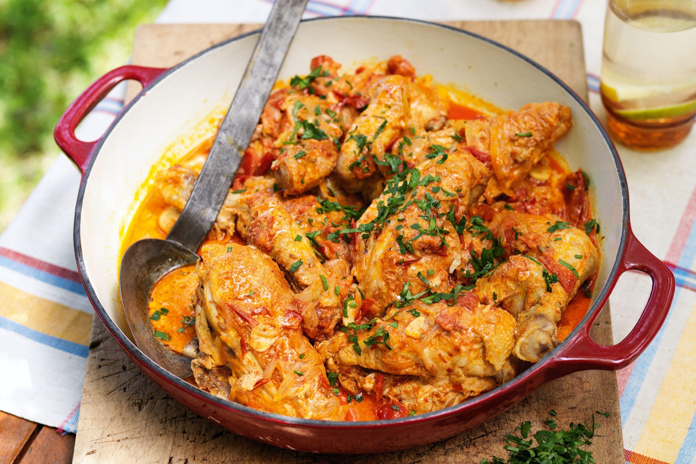 طريقة عمل صدور الدجاج بصوص الباربيكيو (1)