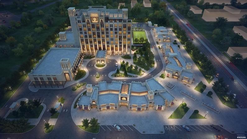 فندق كانفاس مقر اقامة منتخب مصر فى كأس العالم فى روسيا