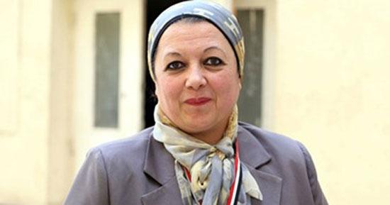 النائبة-ماجدة-نصر-عضو-لجنة-التعليم-بالمجلس