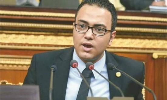 النائب-أحمد-محمد-زيدان-عضو-مجلس-النواب