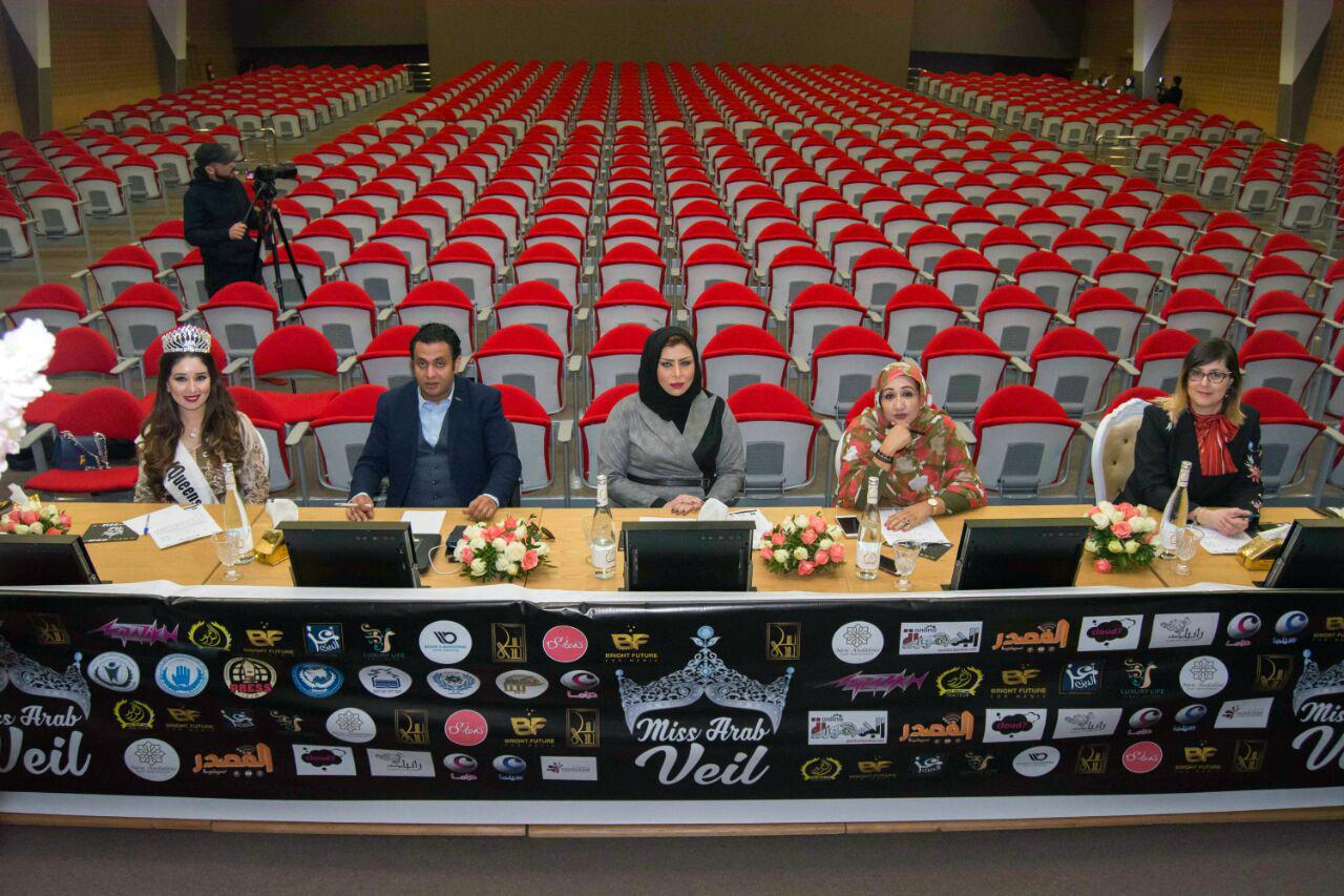 أعضاء لجنة التحكيم بالمغرب