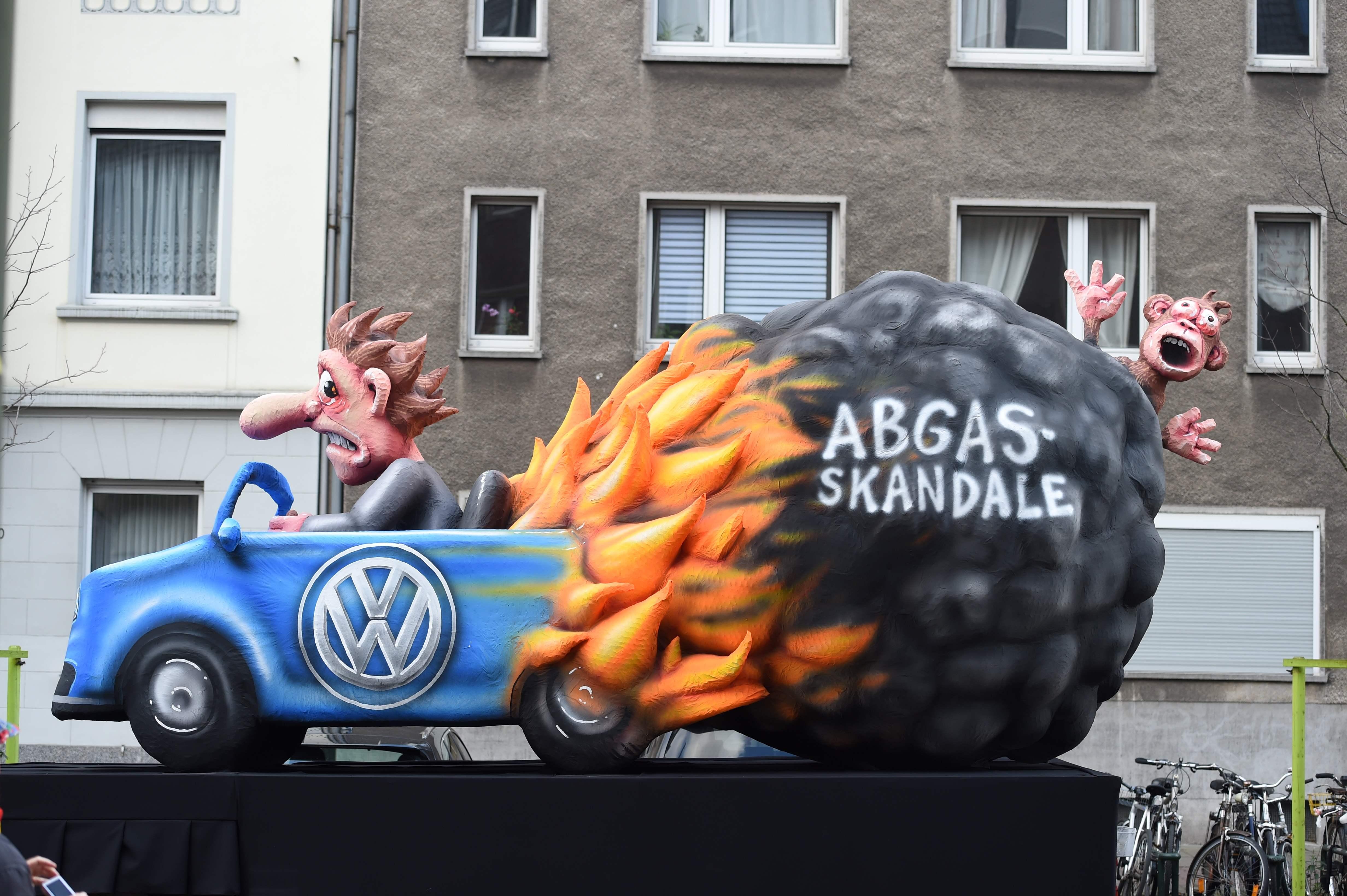 الاحتفالات بكرنفال ألمانيا
