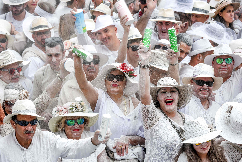 انطلاق مهرجان لوس انديانوس فى إسبانيا