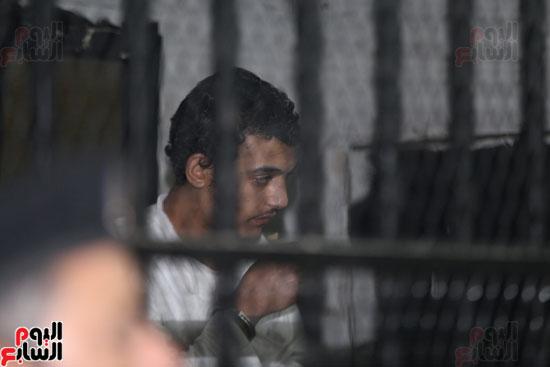 محاكمة قاتل كاهن المرج (5)