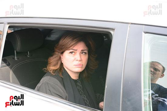 حنازة والدة تامر حبيب (25)