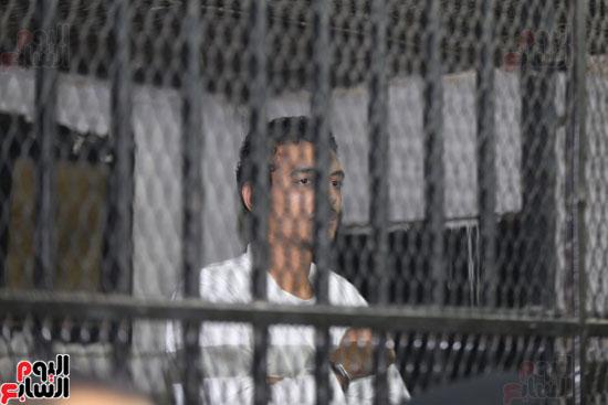 محاكمة قاتل كاهن المرج (11)