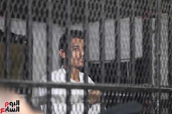 محاكمة قاتل كاهن المرج (12)