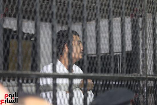 محاكمة قاتل كاهن المرج (9)