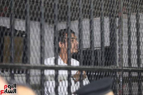 محاكمة قاتل كاهن المرج (10)