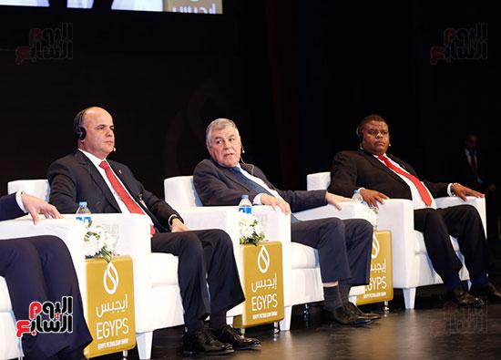 مؤتمر وزير البترول (6)