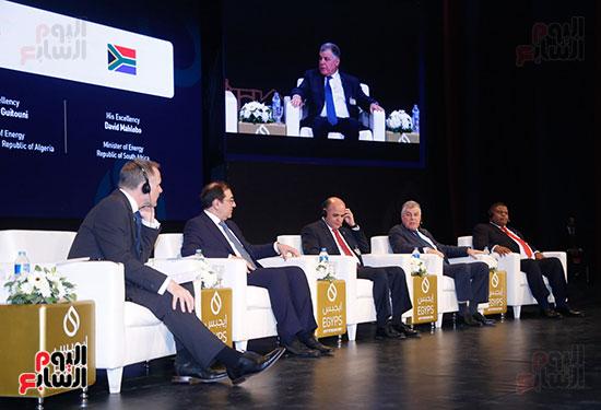 مؤتمر وزير البترول (3)