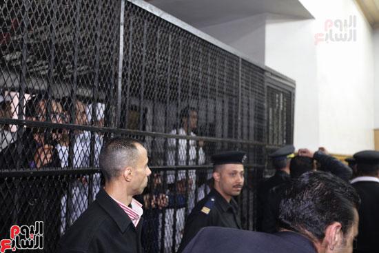 محاكمة قاتل كاهن المرج (7)