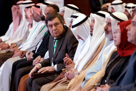 راشد خاليكوف الأمين العام المساعد للأمم المتحدة للشراكات الإنسانية مع الشرق الأوسط وآسيا الوسطى