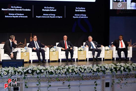 مؤتمر وزير البترول (9)