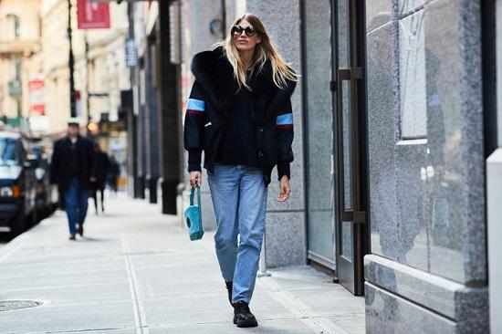 موديلات حقائب بأسبوع الموضة فى نيويورك (6)