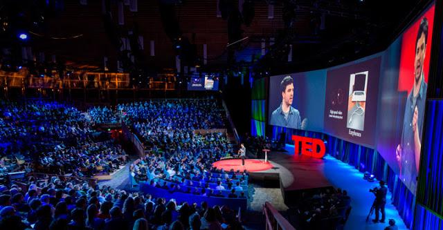 مؤتمر ted