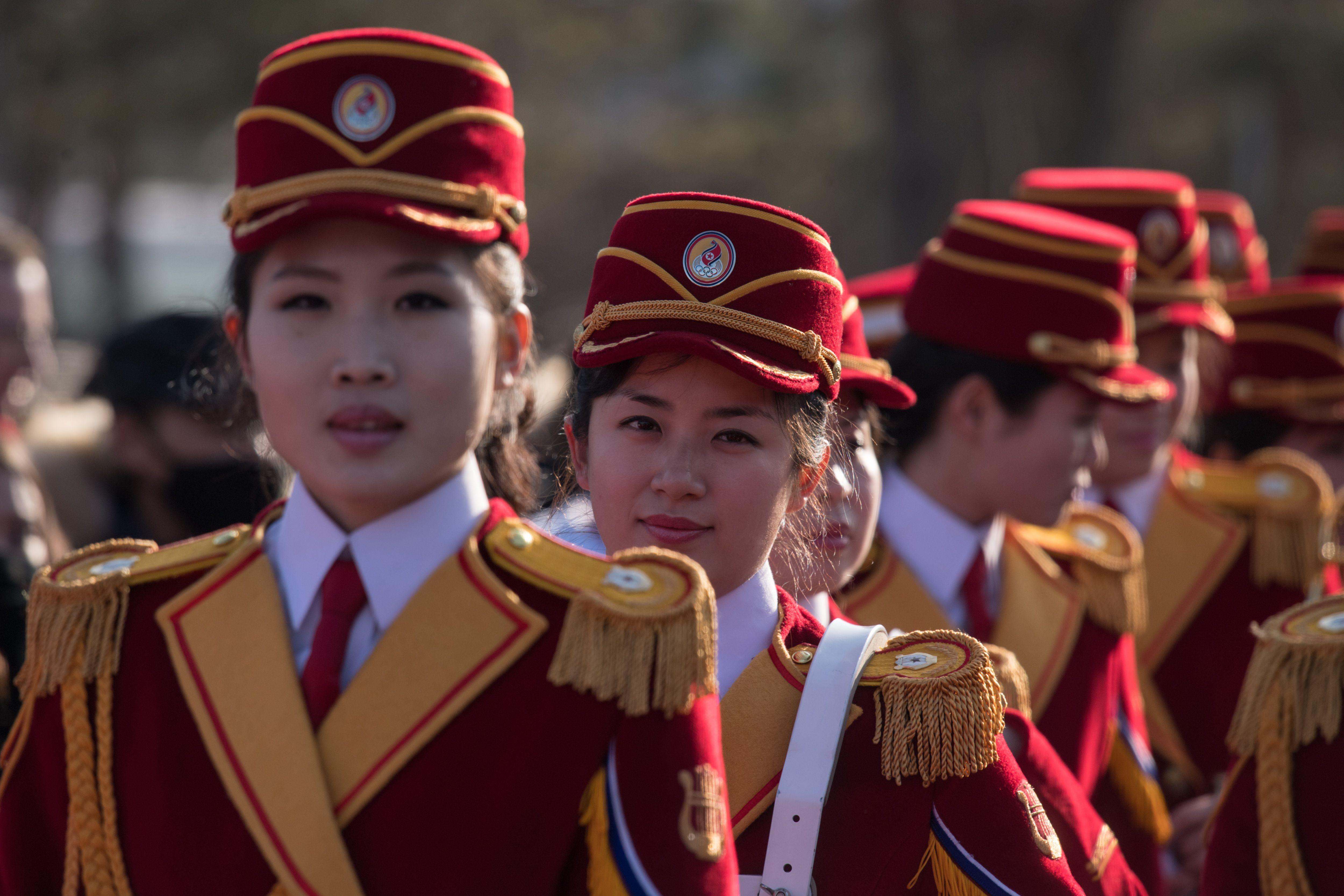 جميلات كوريا الشمالية