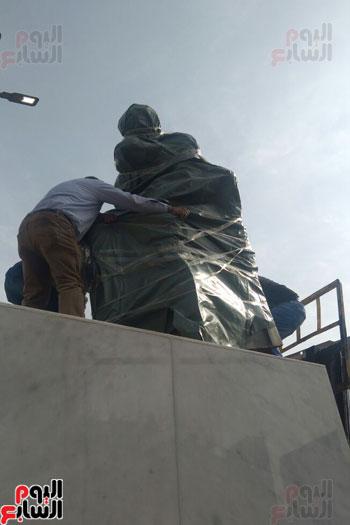 تمثال-محمد-عبد-الوهاب--(1)