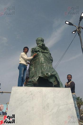تمثال-محمد-عبد-الوهاب--(3)