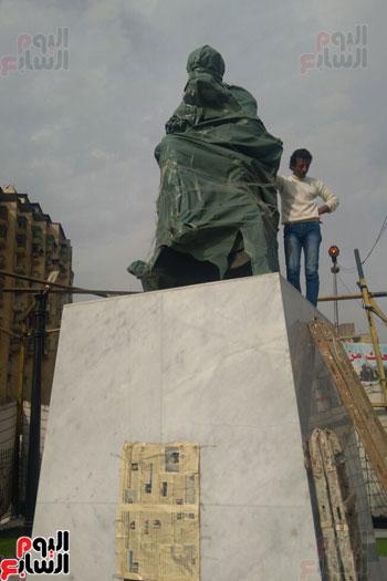 تمثال-محمد-عبد-الوهاب--(9)