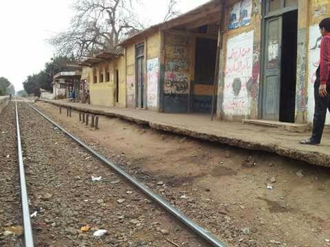 جانب من المحطة