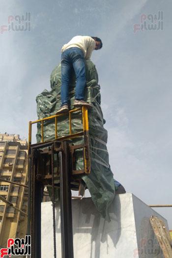 تمثال-محمد-عبد-الوهاب--(5)