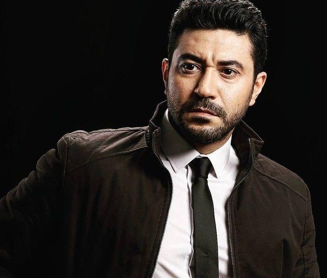 الممثل الشاب محمد عز