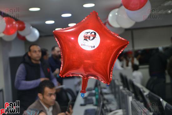 اليوم السابع يحتفل بمرور 10 سنوات على انطلاق موقعها الإلكترونى (115)