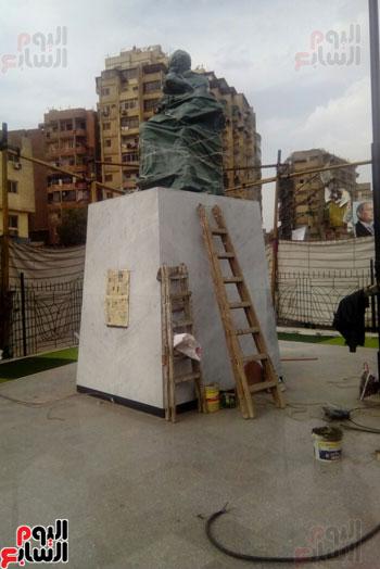 تمثال-محمد-عبد-الوهاب--(8)