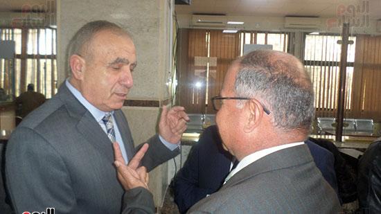 اللواء أبو بكر الجندى وزير التنمية المحلية (2)