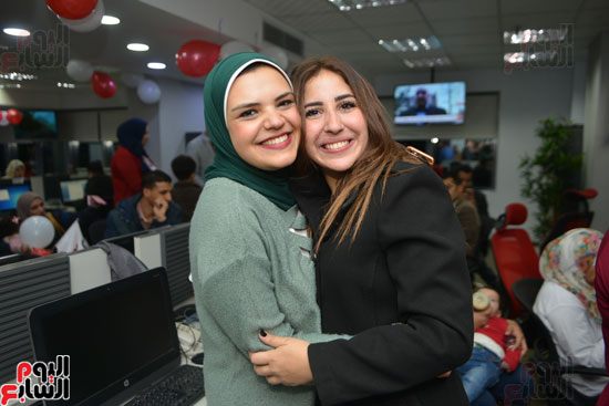 اليوم السابع يحتفل بمرور 10 سنوات على انطلاق موقعها الإلكترونى (127)
