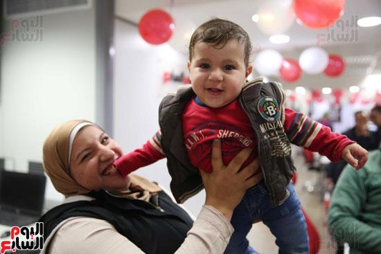 اليوم السابع يحتفل بمرور 10 سنوات على انطلاق موقعها الإلكترونى (110)