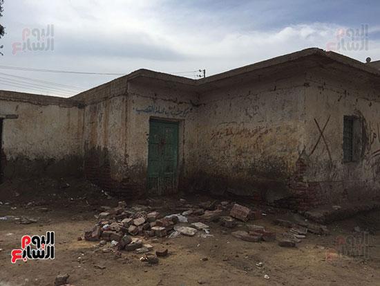 إهمال بمركز شباب محلة القصب (1)