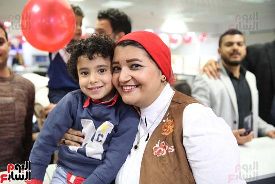اليوم السابع يحتفل بمرور 10 سنوات على انطلاق موقعها الإلكترونى (65)