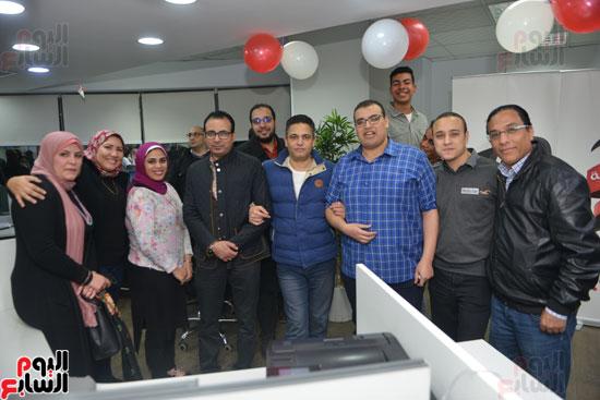 اليوم السابع يحتفل بمرور 10 سنوات على انطلاق موقعها الإلكترونى (119)