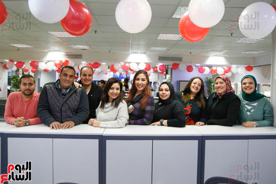 اليوم السابع يحتفل بمرور 10 سنوات على انطلاق موقعها الإلكترونى (158)
