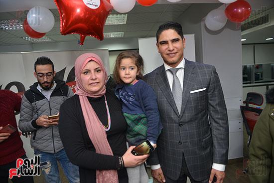 اليوم السابع يحتفل بمرور 10 سنوات على انطلاق موقعها الإلكترونى (39)