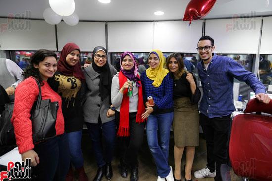 اليوم السابع يحتفل بمرور 10 سنوات على انطلاق موقعها الإلكترونى (150)