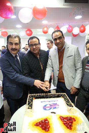 اليوم السابع يحتفل بمرور 10 سنوات على انطلاق موقعها الإلكترونى (100)