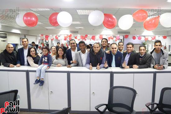 اليوم السابع يحتفل بمرور 10 سنوات على انطلاق موقعها الإلكترونى (159)