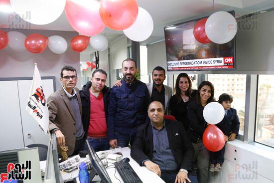 اليوم السابع يحتفل بمرور 10 سنوات على انطلاق موقعها الإلكترونى (162)