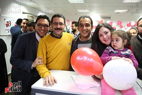 اليوم السابع يحتفل بمرور 10 سنوات على انطلاق موقعها الإلكترونى (58)