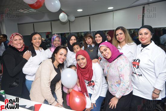 اليوم السابع يحتفل بمرور 10 سنوات على انطلاق موقعها الإلكترونى (118)