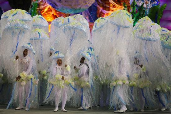 مهرجان السامبا بالبرازيل