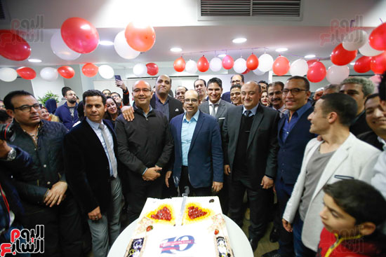 اليوم السابع يحتفل بمرور 10 سنوات على انطلاق موقعها الإلكترونى (156)