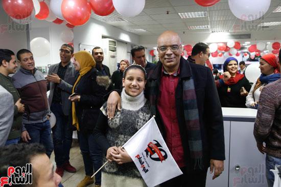 اليوم السابع يحتفل بمرور 10 سنوات على انطلاق موقعها الإلكترونى (165)