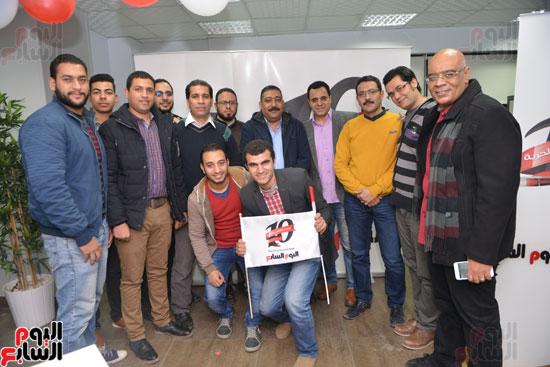 اليوم السابع يحتفل بمرور 10 سنوات على انطلاق موقعها الإلكترونى (121)