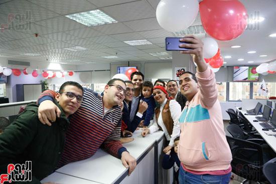 اليوم السابع يحتفل بمرور 10 سنوات على انطلاق موقعها الإلكترونى (167)